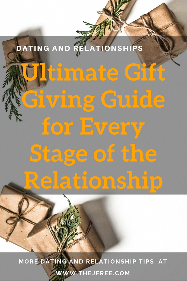 Birthday gifts for a woman you just started dating