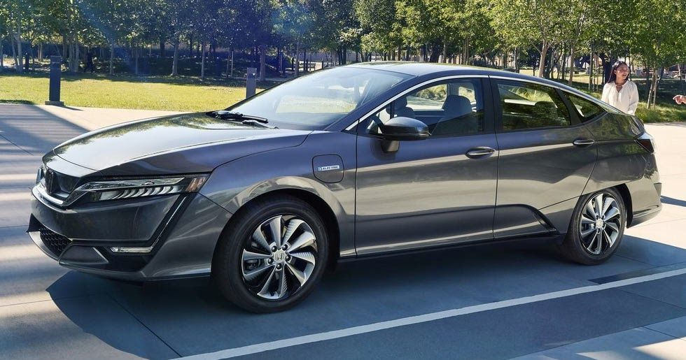 Honda Clarity Electric Surely Has To Win The Ugly Car Of