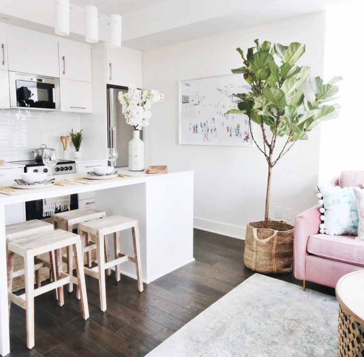 Go Through A Modern And Cute Condo Tour