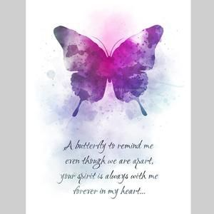 Butterfly Quote ART PRINT Your Wings Already Exist All You | Etsy