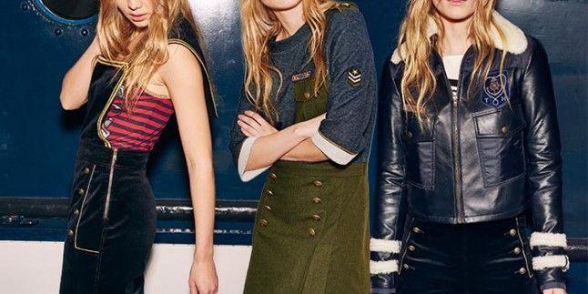 Moda Nedir Moda Moda Stilleri Tommy Hilfiger