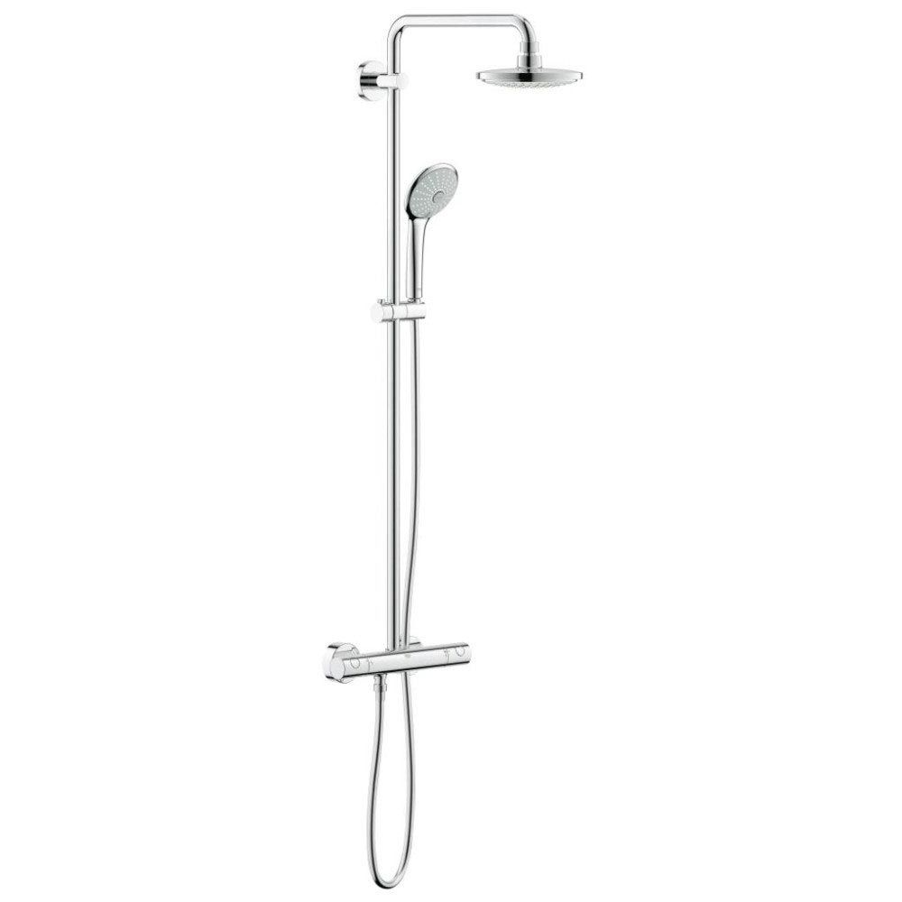 Shop the sleek Grohe Euphoria 180 shower system online. Features a ...