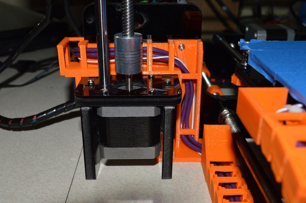 Tronxy P802 Cable Chain By Rreddy2go 3d Printer 3d Printing Printer