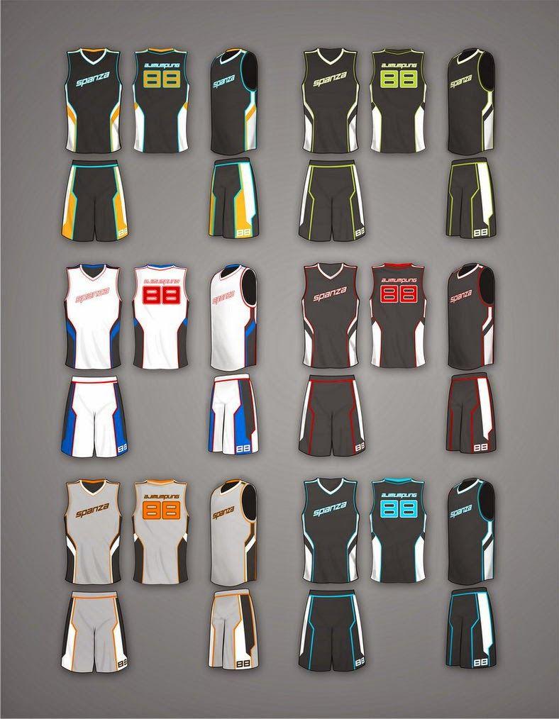 Download Jersey Mockup Desain Baju Basket Psd Desain