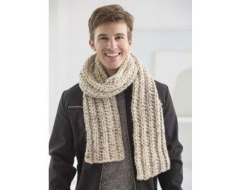 Brunch With Friends #Scarfie (Crochet)