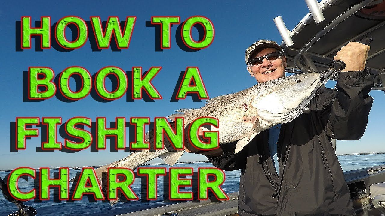 Fishing charters how to book jacksonville fl
