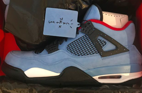 Travis Scott x Air Jordan 4 Cactus Jack Debuting In June