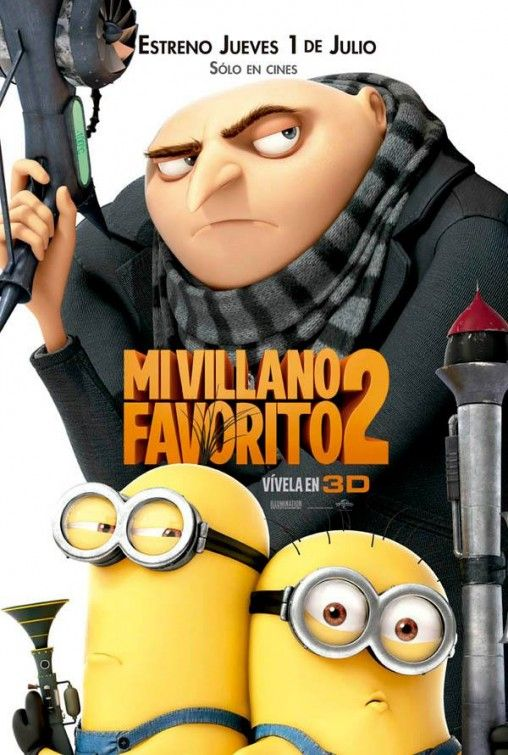 Despicable Me 2 Despicable Me 2 Despicable Me Movie Posters