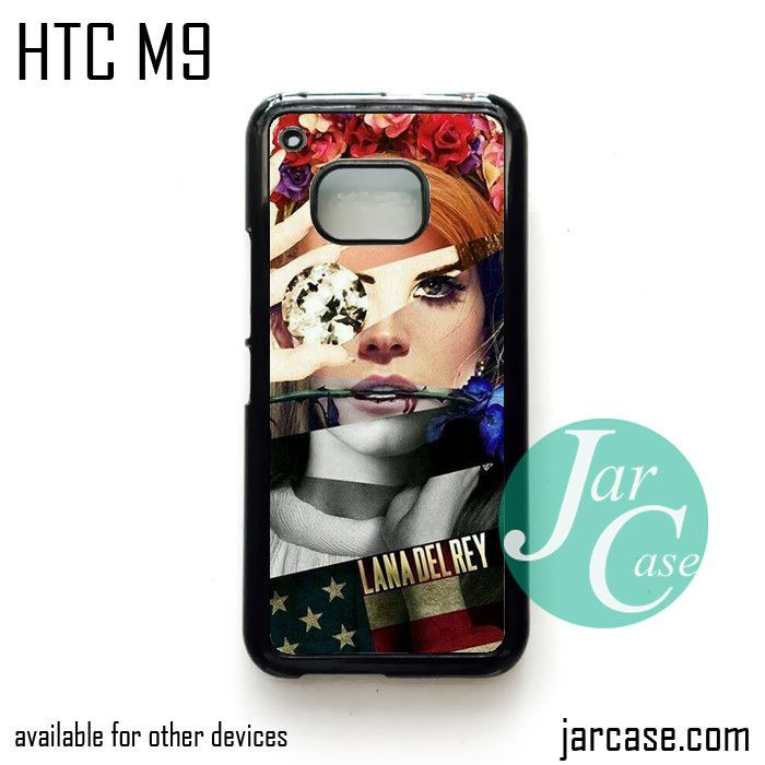 Lana Del Rey Mix Album Cover Phone Case for HTC One M9 case and other HTC Devices