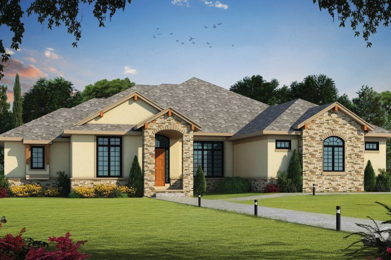 Traditional Style House Plan 2 Beds 3 Baths 3961 Sq Ft Plan 20 2408