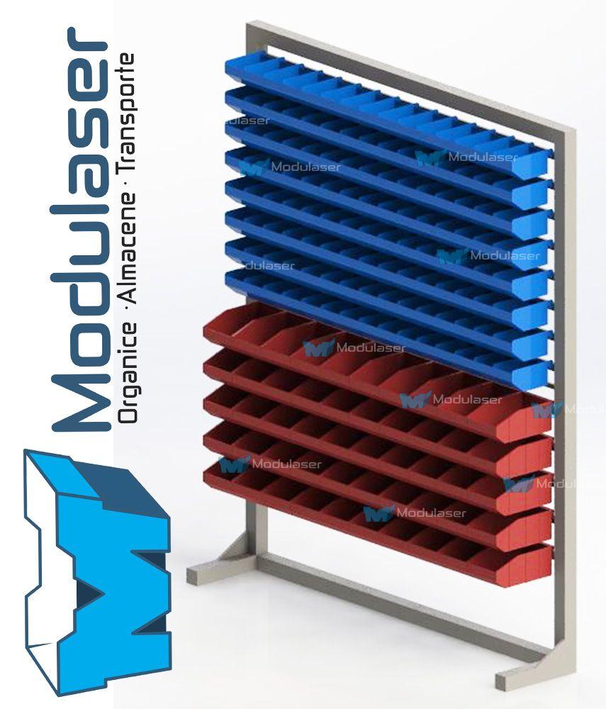 Muebles Met Licos Con Gavetas Pl Sticas Abiertas Ideales Para  # Organizar Muebles