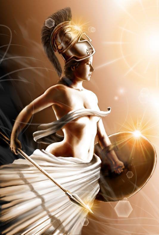 Paintings god ancient greek
