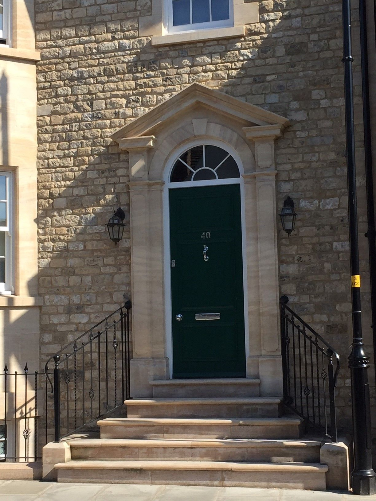 Georgian Style Front Door House Exterior Pinterest Front Doors