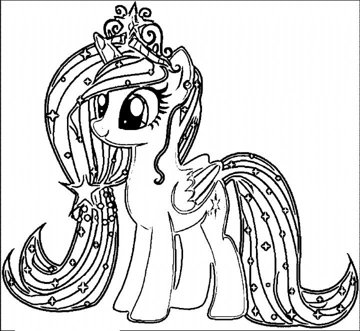 My Little Pony Coloring Pages For Pony Lovers Educative Printable Coloring Ausmalbilder Ausmalbilder Kinder My Little Pony Ausmalbilder