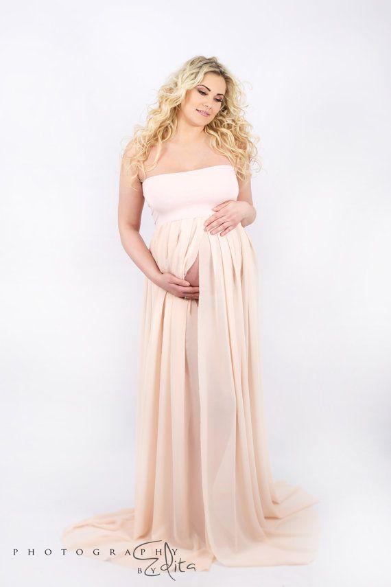 Maternity dress SIMPLICITY,maternity gown,maternity photo shoot,UK ...