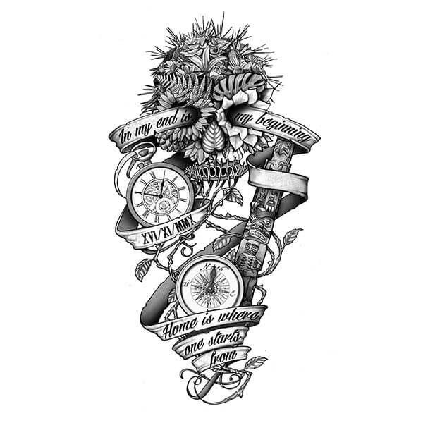 Custom Tattoo Designs: Tattoo Designs Gallery Of Artwork And Videos