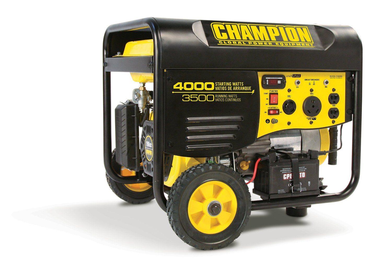 Best Portable Generator Reviews 2017 Best Portable Generator Portable Generator Gas Powered Generator