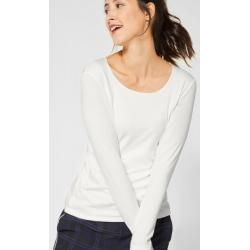 Street One – Doppelfront-Shirt Lanea in Off White Street OneStreet One