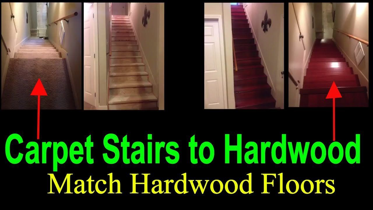 Best How To Replace Carpet Stairs With Wood Carpet Stairs 400 x 300