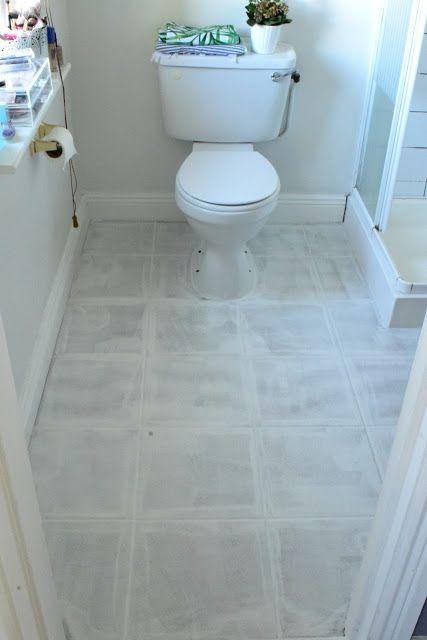 how to get paint off tile floor