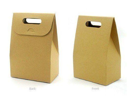 5208e0839 Moldes de bolsas de papel kraft - Imagui   ash   Bolsa de papel ...