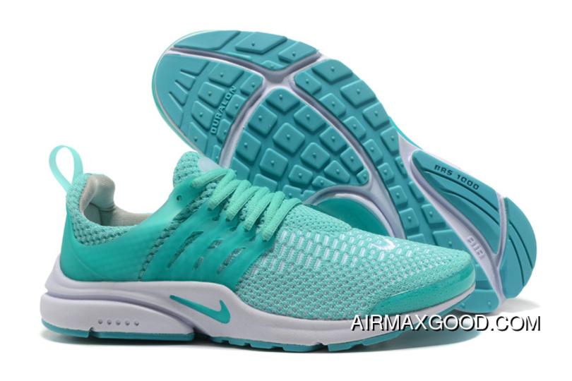 Nike Air Presto Men Mint Green Shoes