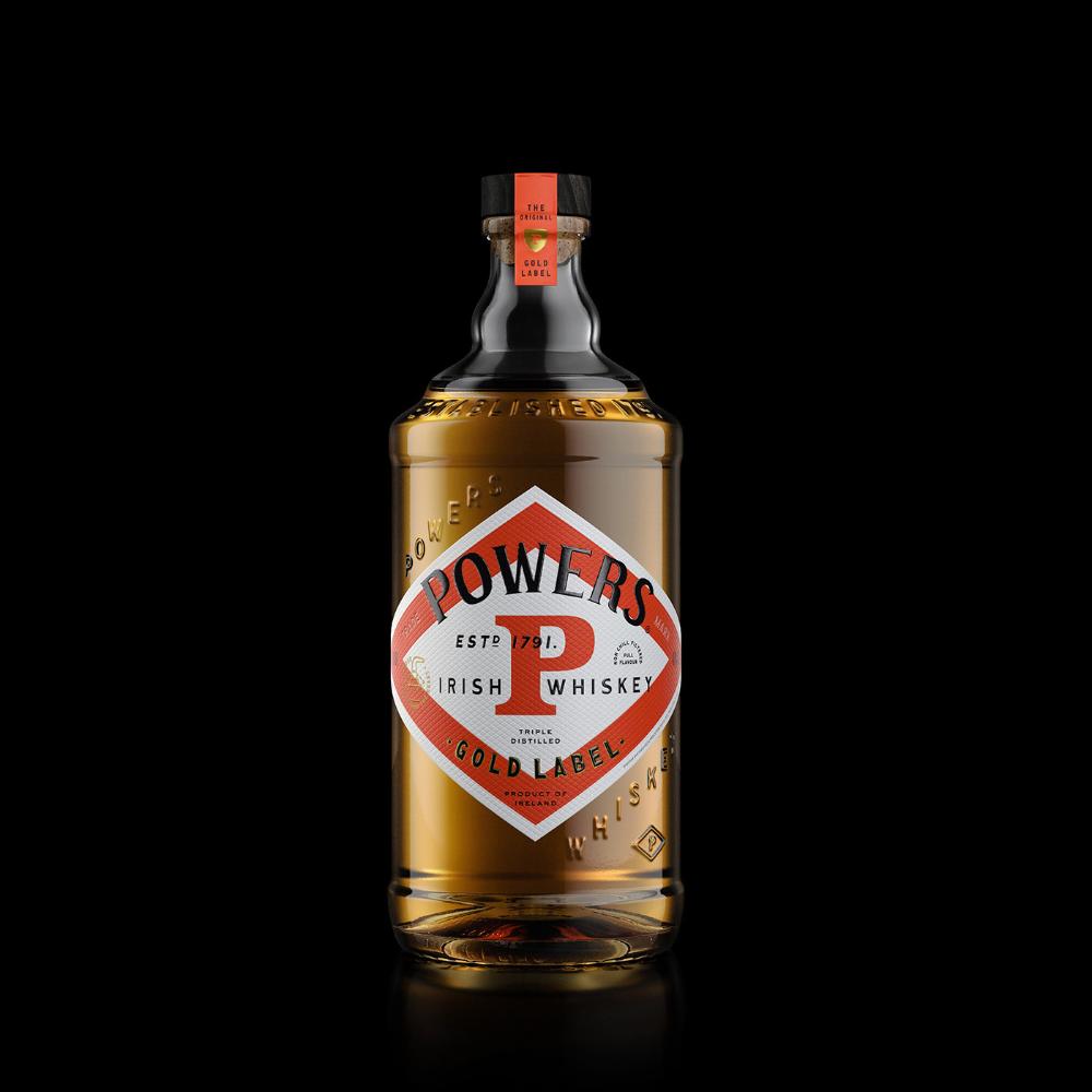 Book Layoutdesign Ideas: Powers Irish Whiskey On Behance In 2020