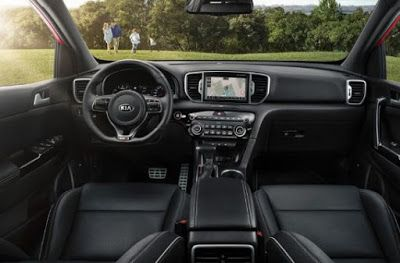 2018 Kia Sportage interior | Vehicles | Pinterest | Kia sportage ...