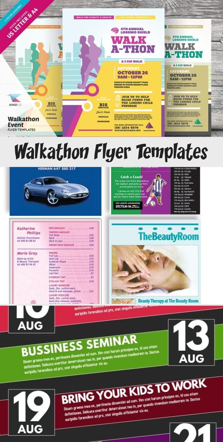 Walkathon Flyer Templates nature flyer vectors photos
