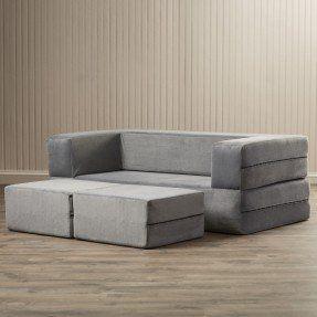 Merveilleux Modular Sleeper Sofa