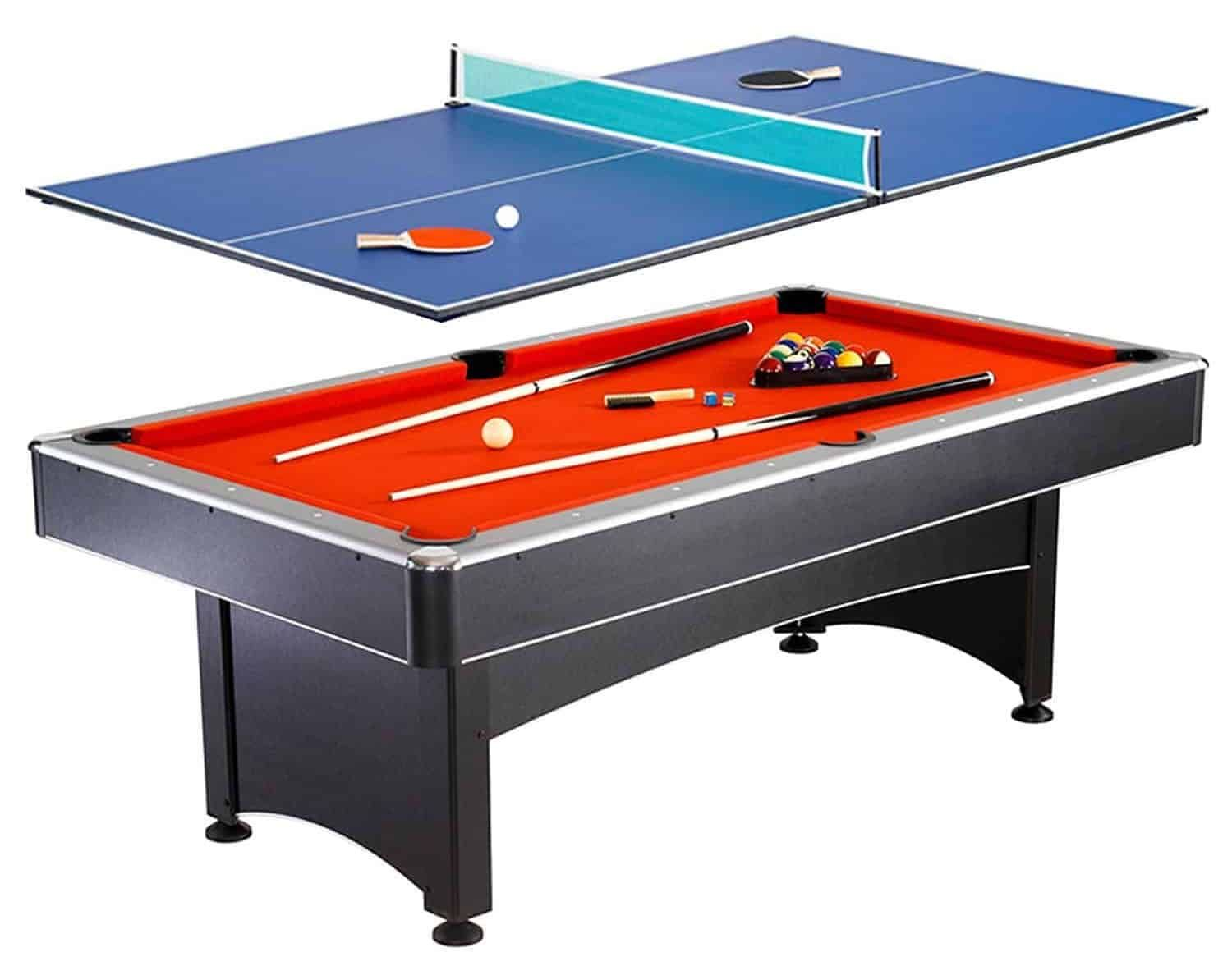 Top 10 Best Outdoor Pool Tables In 2020 Complete Reviews Outdoor Pool Table 7 Foot Pool Table Table Tennis Conversion Top