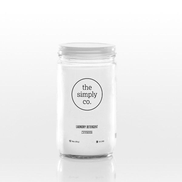 Zero Waste Laundry Detergent The Simply Co Powder Laundry Soap