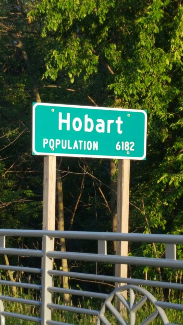 Hobart!
