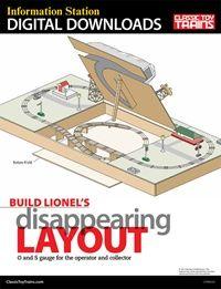 BuildLionelsDisappearingLayoutcover
