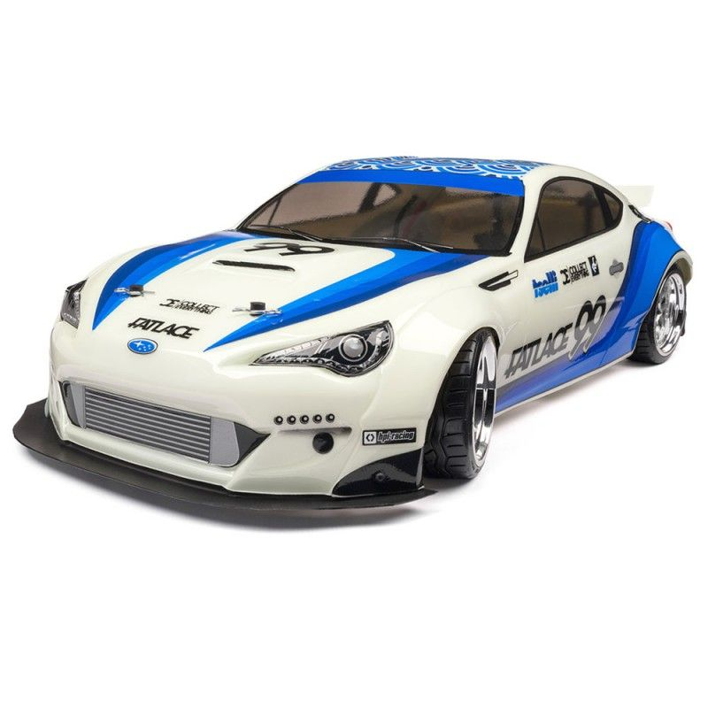 RS4 SPORT 3 DRIFT RTR WITH SUBARU BRZ BODY- Fjernstyret