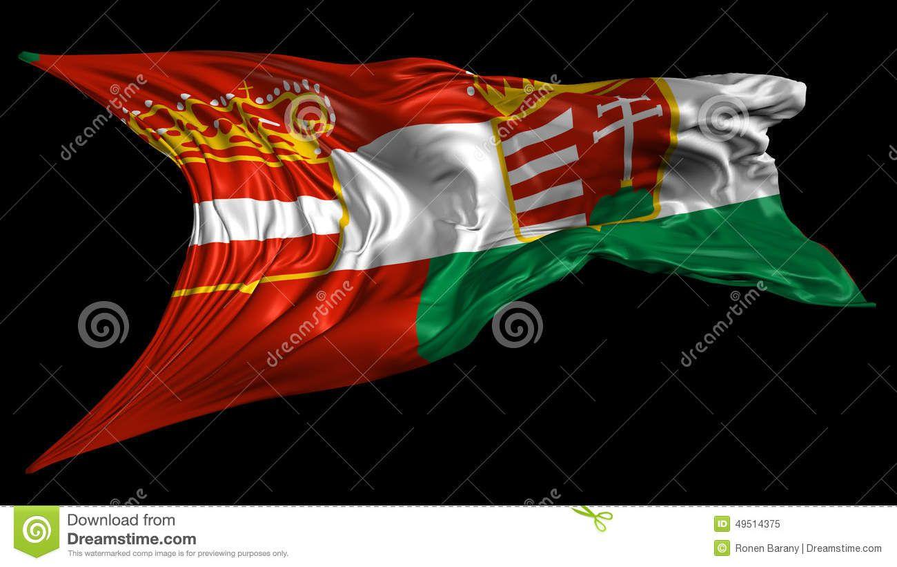Flag Of Austro Hungarian Empire