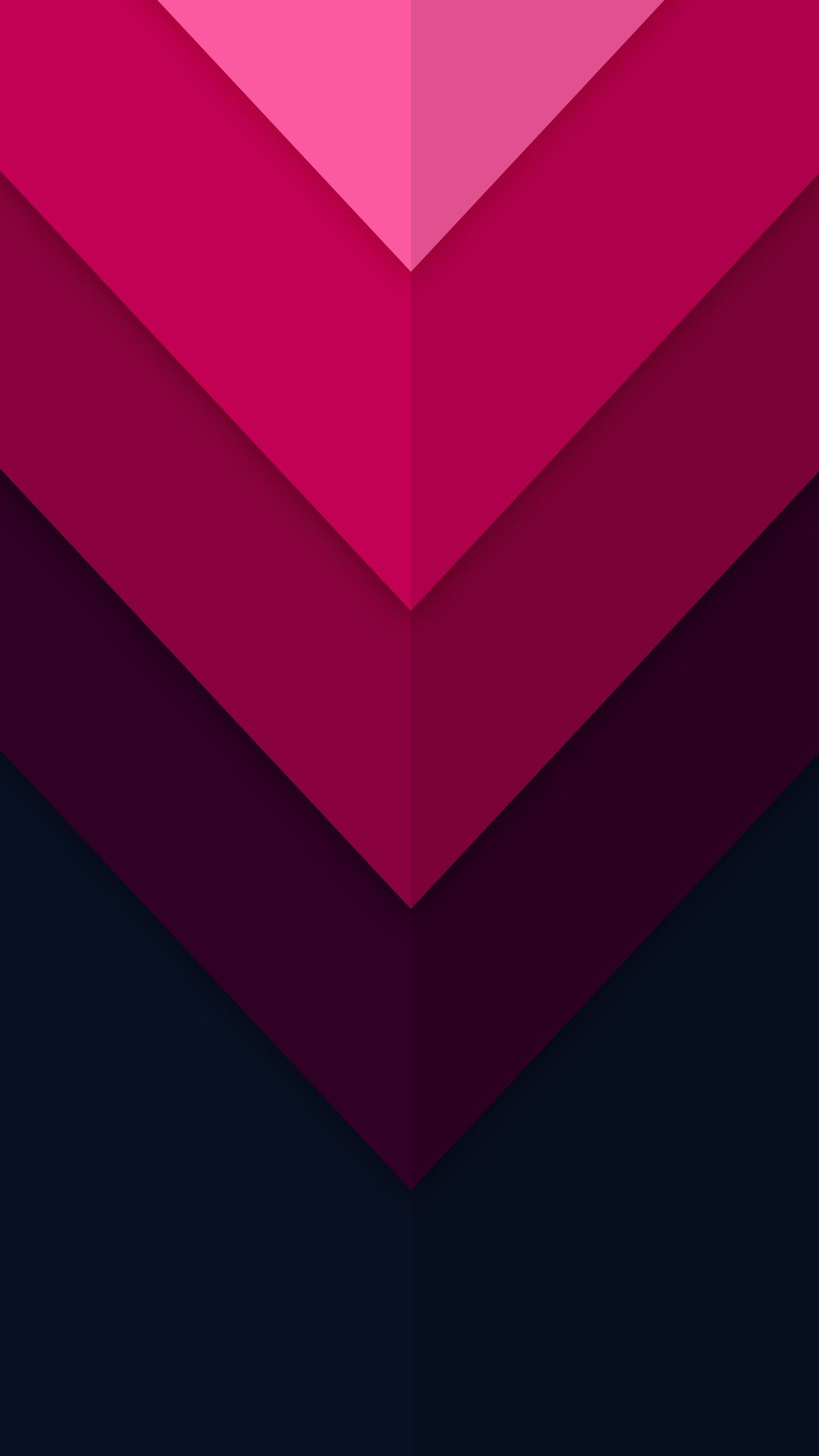 Chevron Gradient Abstract Wallpaper in 2019 Geometric