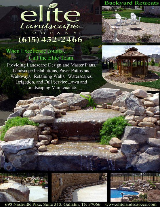 landscaping ads examples