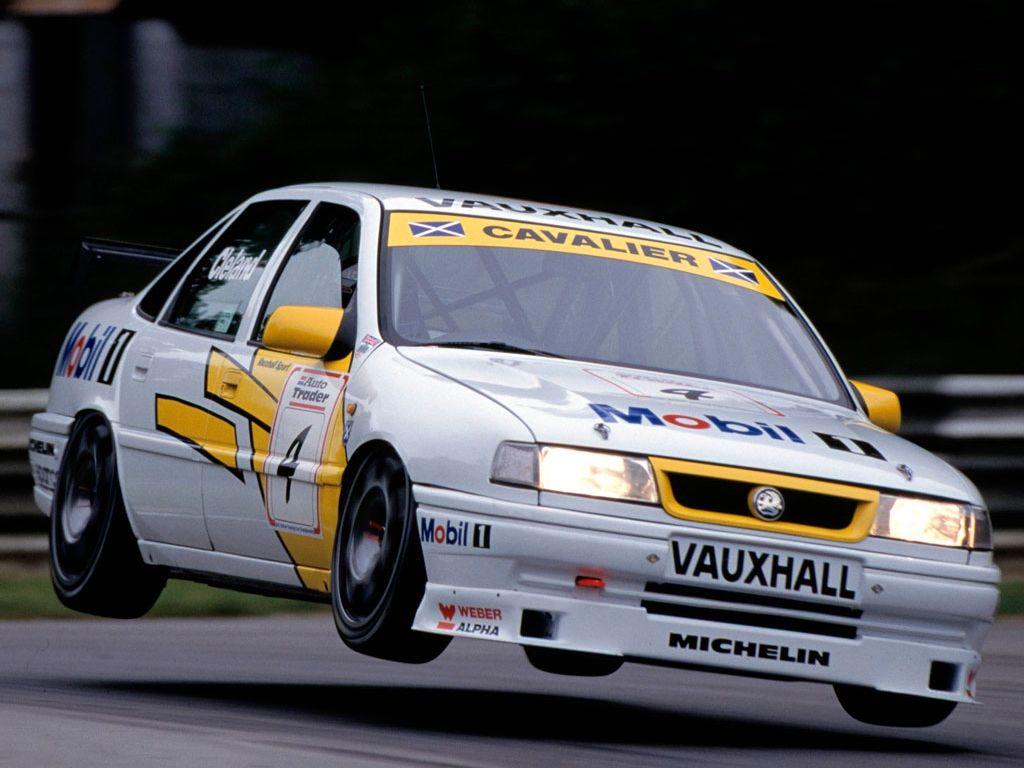 Vauxhall Cavalier BTCC race car | Track Attack | Pinterest | Cars ...