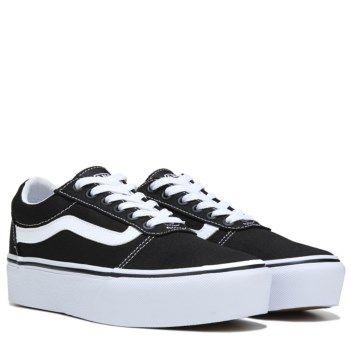 Vans Women s Ward Platform Sneaker at Famous Footwear  9b0a92da9