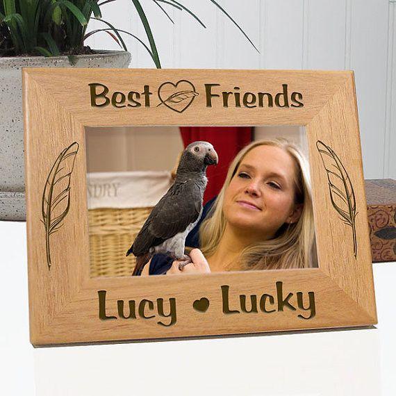 Best Friends Bird Picture Frame