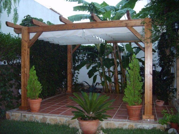 Pérgolas jardines terrazas con estilo muy modernas | Pergolas
