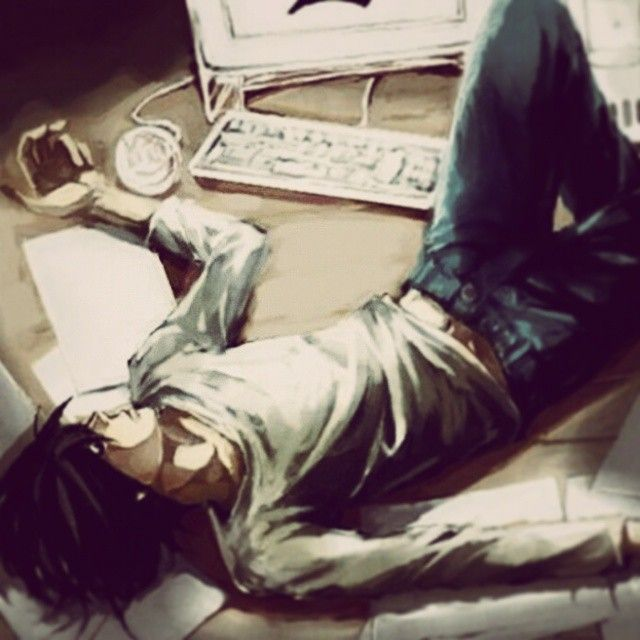 My only world... #Regrann from @l.death.note.l - #anime #manga #l #lawliet #llawliet #ryuzaki #deathnote #death #note #cute #kawaii #adorable #love #computers #loneliness #boy #boys #Ian #IanEmotion #heart #heartofflesh