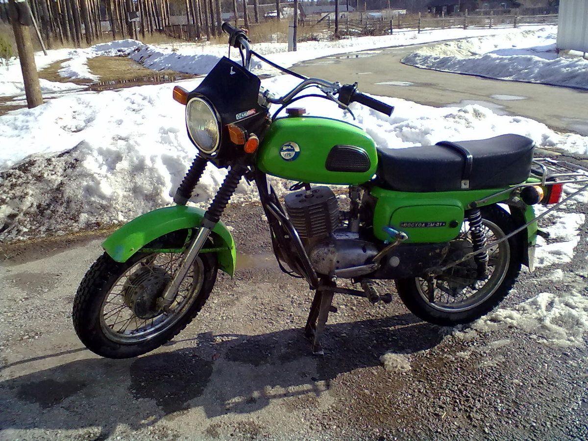 картинки про восхода мотоцикла точней, это