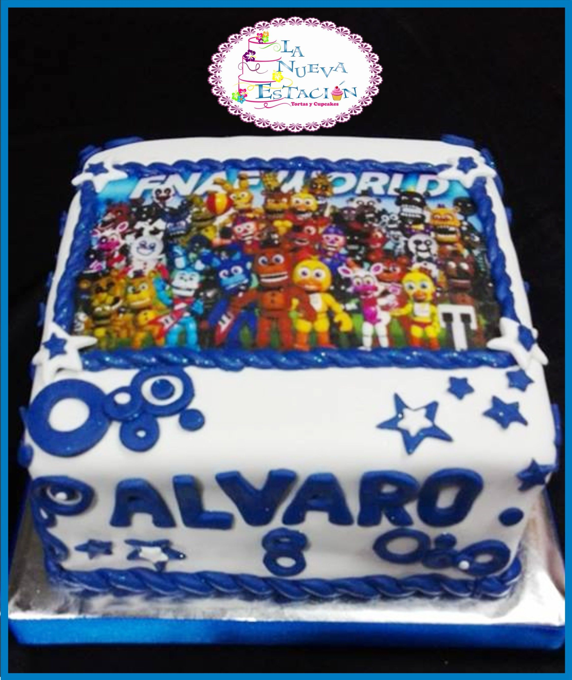 TORTA five nights at freddy s TORTAS INFANTILES