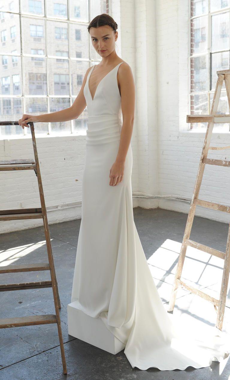 The 25 Best White Satin Dress Ideas On Pinterest White