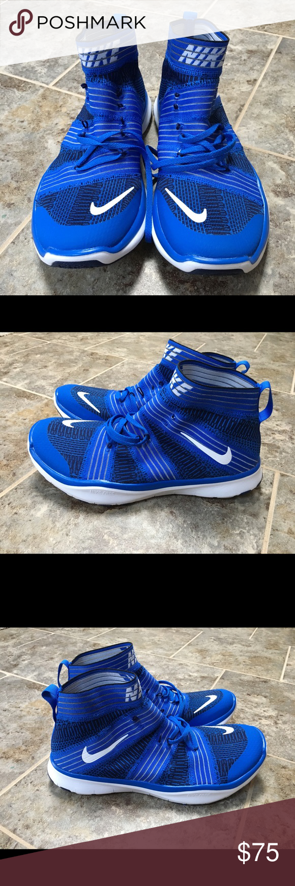 c0d136d5f4d4 Nike Free Train Virtue Training Shoes Size 10.5 Brand new