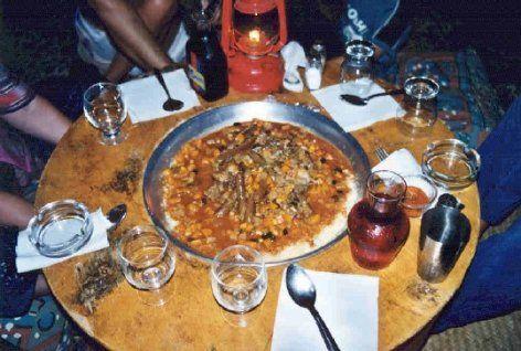 GASTRONOMIE RECETTE MALIENNE  LE SONGHAY  cuisine  Cuisine africaine Recette et Plat