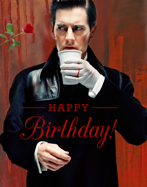 7cc3b858342a8d15bce971948827e6c9 pinkportrait a very happy birthday to kyle maclachlan from twin