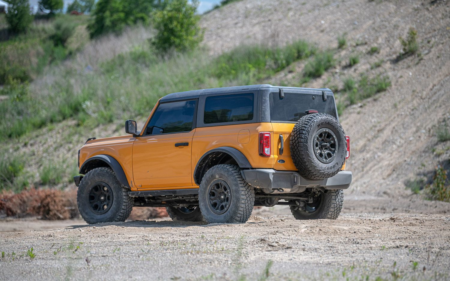 Ford Bronco Outer Banks 2 Door 2021 In 2020 Ford Bronco Ford Bronco 2 Bronco